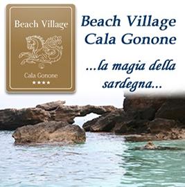 Beach Village Cala Golone: la magia della Sardegna