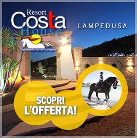 Resort Costa House Lampedusa