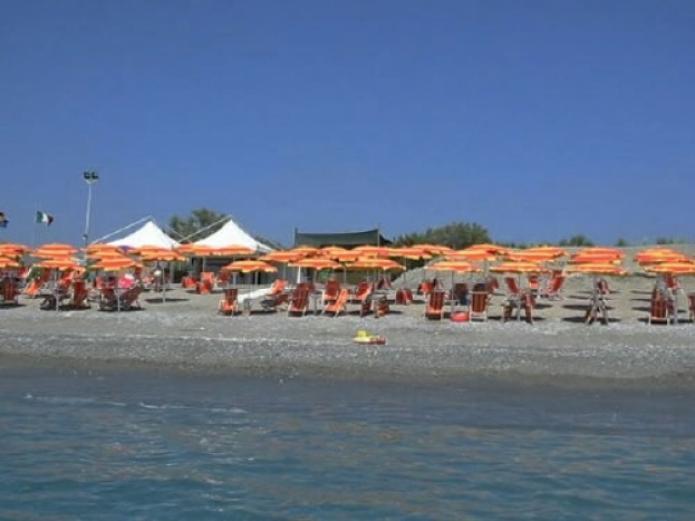 Camping Il Gabbiano- Spiaggia