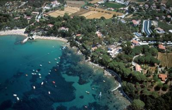 Isola d'Elba - Camping Village Le Calanchiole
