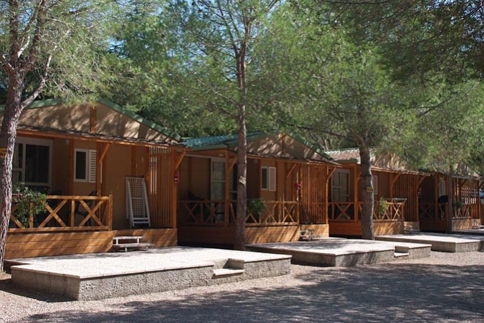 Isola d'Elba - Camping Village Le Calanchiole - Bungalows