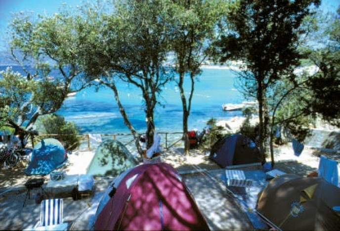Isola d'Elba - Camping Village Le Calanchiole - Area tende