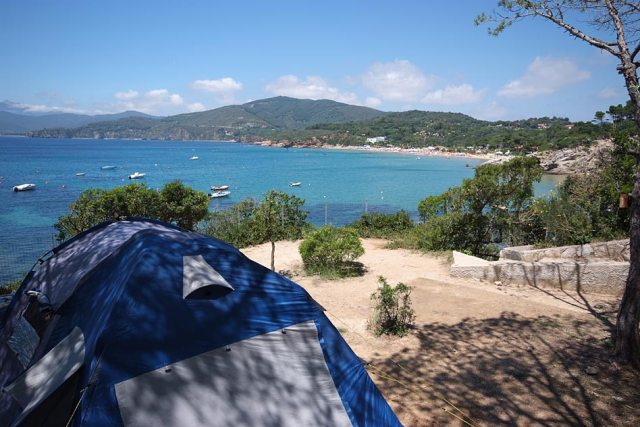 Isola d'Elba - Camping Village Le Calanchiole -