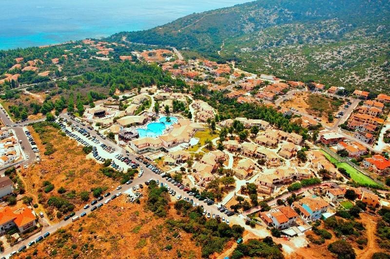 Dorgali - Cala Gonone Beach Village - Panorama