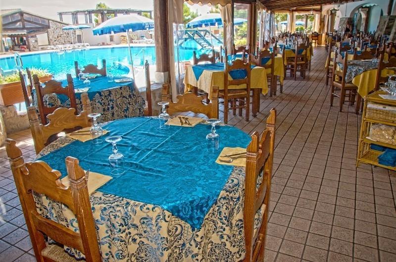 Dorgali - Cala Gonone Beach Village - Ristorante