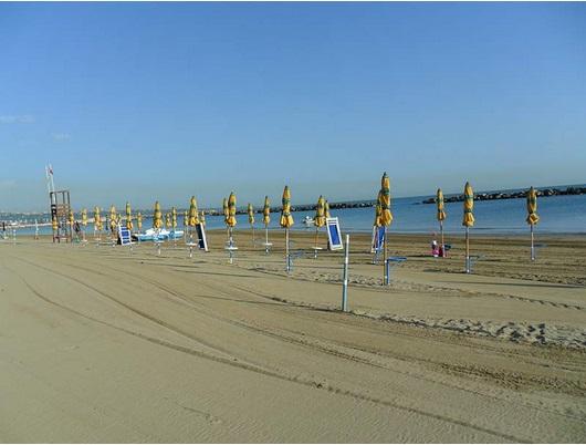 Camping Sabbia d'oro - Lido privato