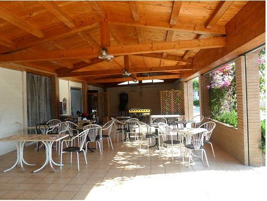 Camping Sabbia d'oro - Dehors Bar