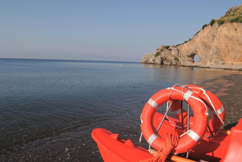 Palinuro -Arco Naturale Club Villaggio Camping - Spiaggia