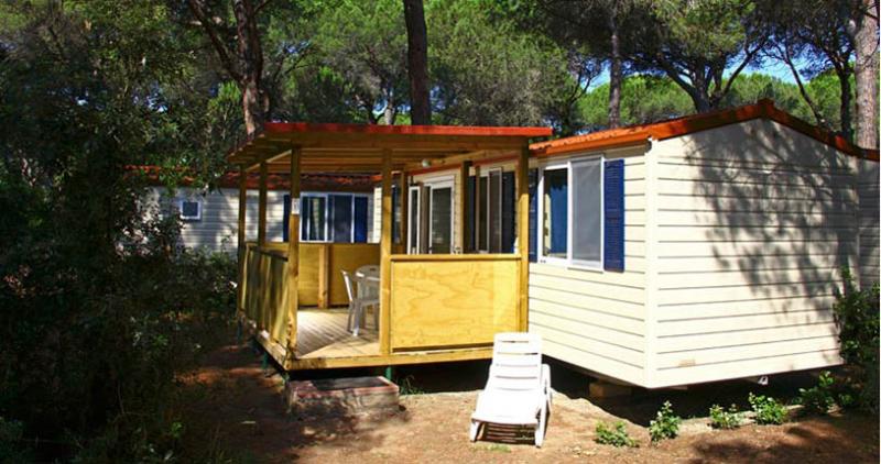 Marina di Grosseto - Cieloverde Camping Village - Bungalow
