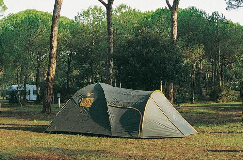 Marina di Grosseto - Cieloverde Camping Village - Area Tende