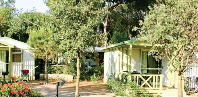 Camping Maremma Sans Souci- Bungalows