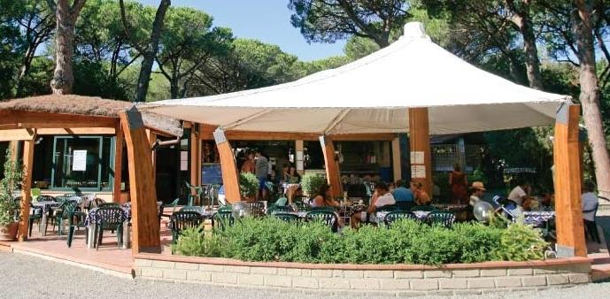 Camping Maremma Sans Souci- Bar