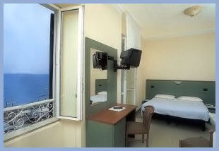 Alassio - Hotel Gandolfo - Camera vista mare
