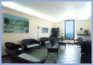 Alassio - Hotel Gandolfo - Soggiorno