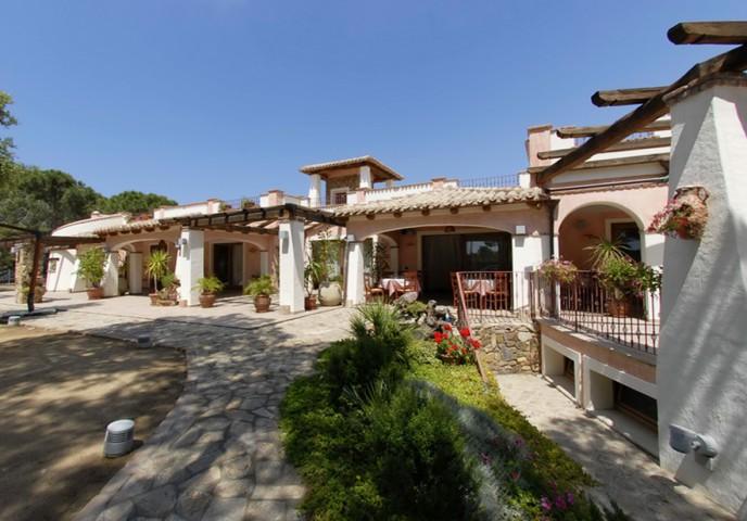 Sardegna - Villaggio Camping Spiaggia del Riso - Esterno