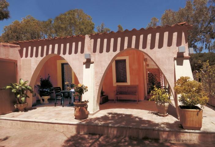 Sardegna - Villaggio Camping Spiaggia del Riso - Case in muratura