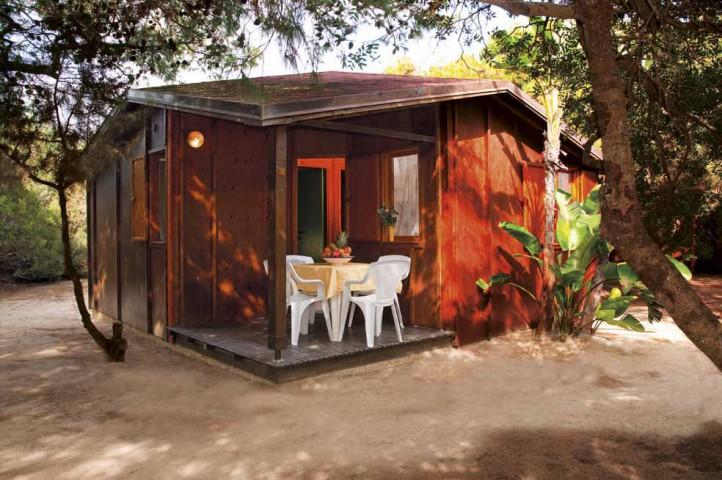 Villaggio Camping Spiaggia del Riso - Bungalow Bradipo