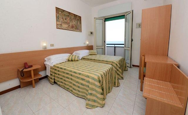 Camere Hotel Rex nelle Marche