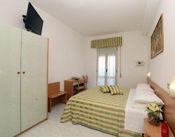 Camere Hotel Rex Senigallia