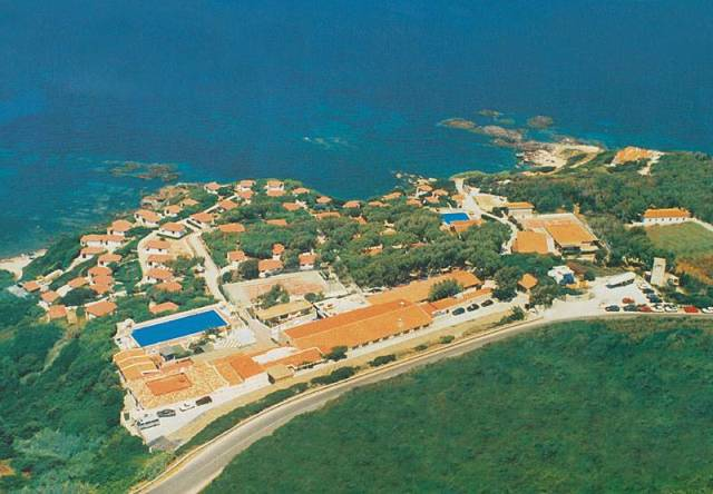 Castelsardo - Villaggio Rasciada Club - Panorama