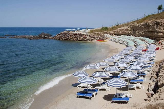 Castelsardo - Villaggio Rasciada Club - Spiaggia privata