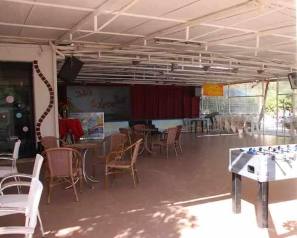 Vico del Gargano - Baia Calenella - Area Relax