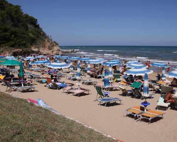 Vico del Gargano - Baia Calenella - Spiaggia