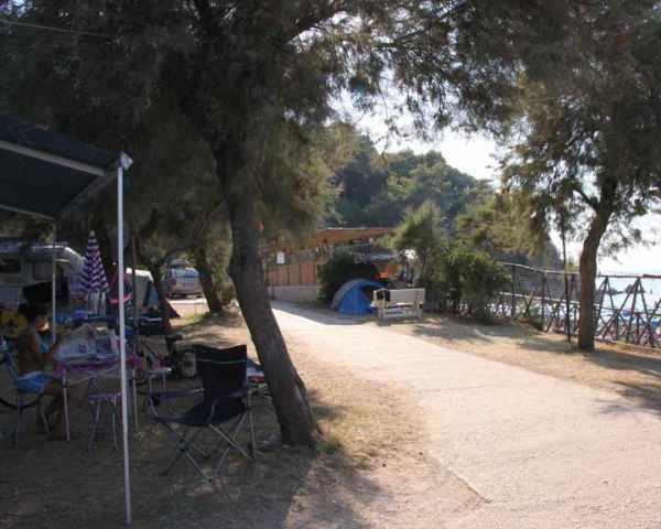 Vico del Gargano - Baia Calenella -Area Camping