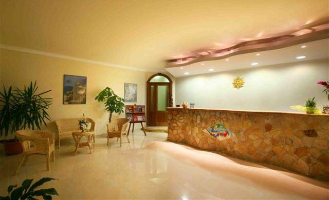 Residence Le Playe Tropea - Reception