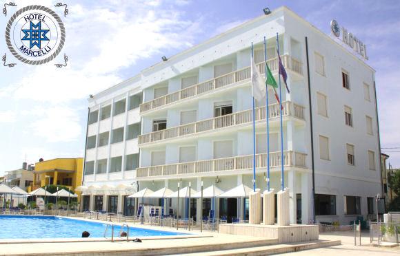 Hotel Marcelli a Numana