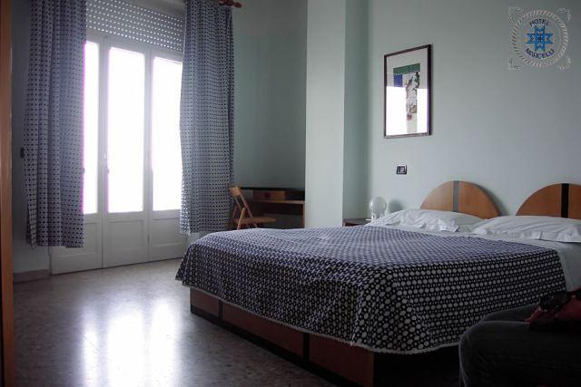 Camera matrimoniale Hotel Marcelli Numana