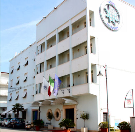 Hotel Marcelli sul mare a Numana
