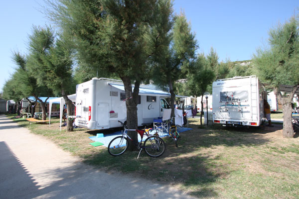 Peschici -Villaggio Ialillo - Area Camper