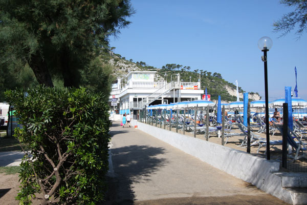 Peschici -Villaggio Ialillo - Lido