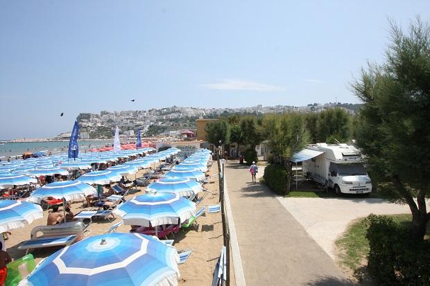 Peschici -Villaggio Ialillo - Spiaggia