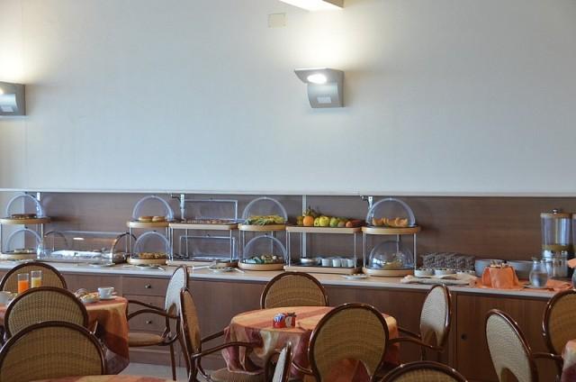 San Vito lo Capo - Hotel Riviera - Sala ristorante