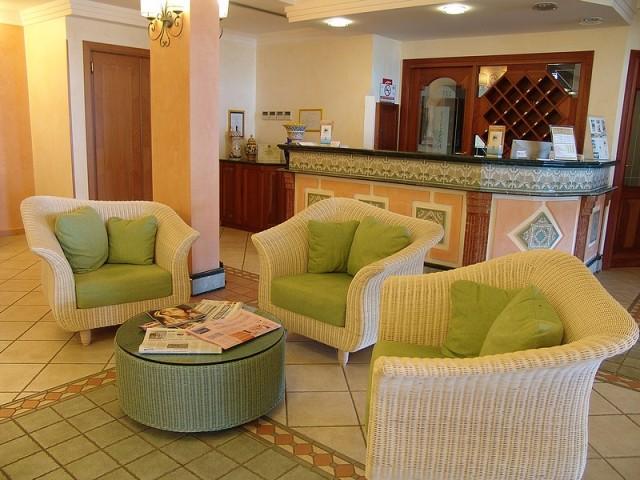 San Vito lo Capo - Hotel Riviera - Reception