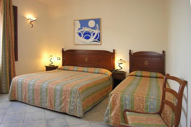 San Vito lo Capo - Hotel Riviera - camera