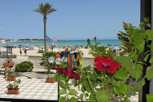 San Vito lo Capo - Hotel Riviera - Spiaggia