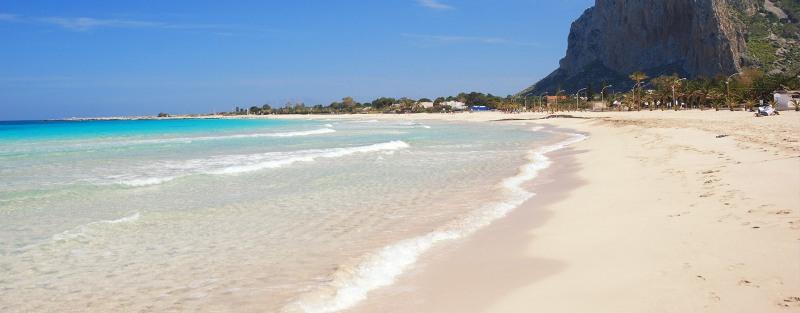 San Vito lo Capo - Case Vacanze Santareddi- Spiaggia