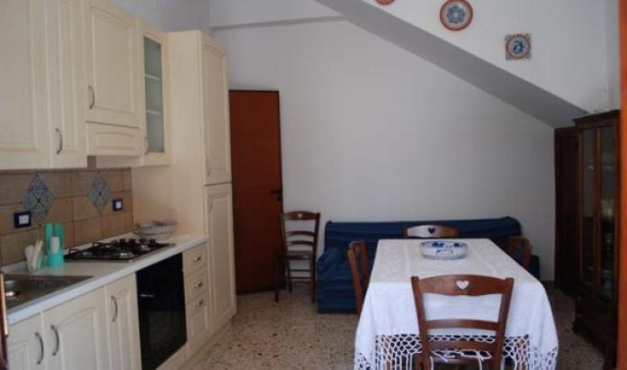 San Vito lo Capo - Case Vacanze Santareddi- Cucina