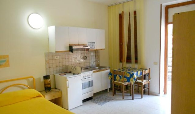 Marina di Camerota - Villaggio Residence Chalet degli Ulivi- interno residence