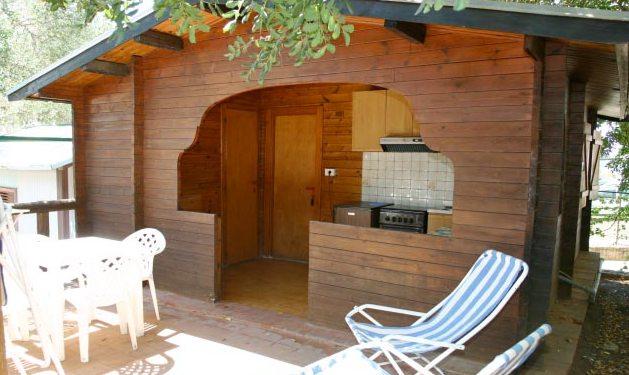 Marina di Camerota - Villaggio Residence Chalet degli Ulivi- Mobile Home