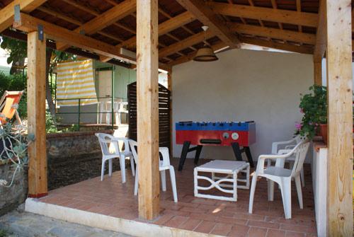 Marina di Camerota - Villaggio Residence Chalet degli Ulivi- Area giochi