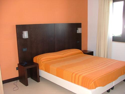 San Vito lo Capo - Villa Faro - Camera da letto