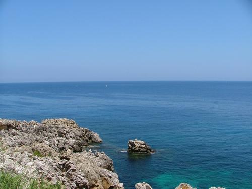 San Vito lo Capo - Villa Faro - Panorama