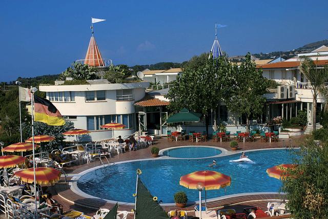 Hotel Villaggio Stromboli - Calabria