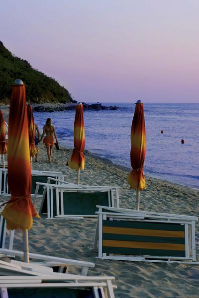 Hotel Villaggio Stromboli - Spiaggia