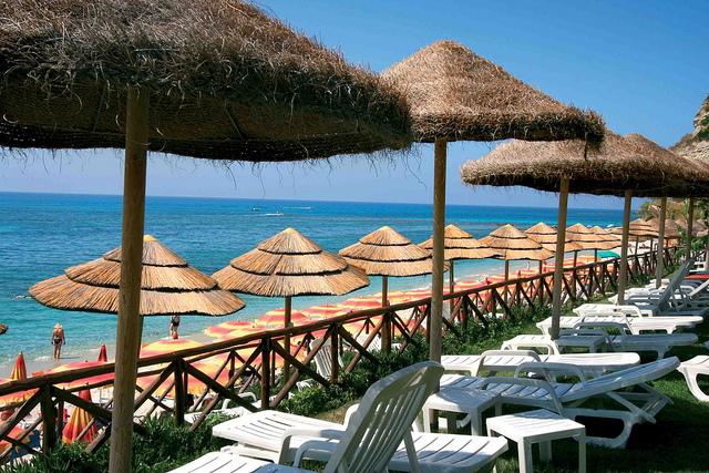 Hotel Villaggio Stromboli - Lido riservato