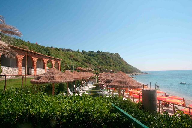 Hotel Villaggio Stromboli - Lido privato